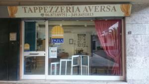 tappezzeria aversa roma nord